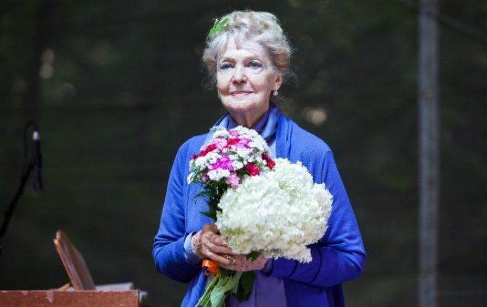 Главной Дездемоне Советского союза исполнилось 90 и сейчас она не менее хороша собой