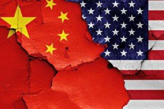 В отношениях с Китаем США пе…