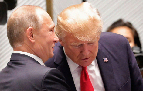 Главный секрет Трампа. Павел Шипилин