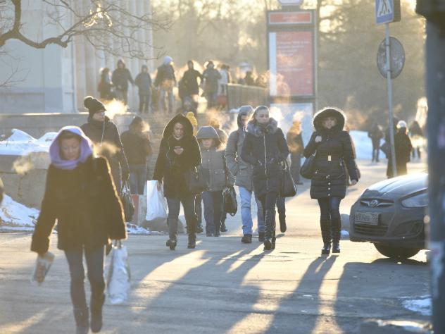 Грядущая зима станет самой жестокой за последние сто лет