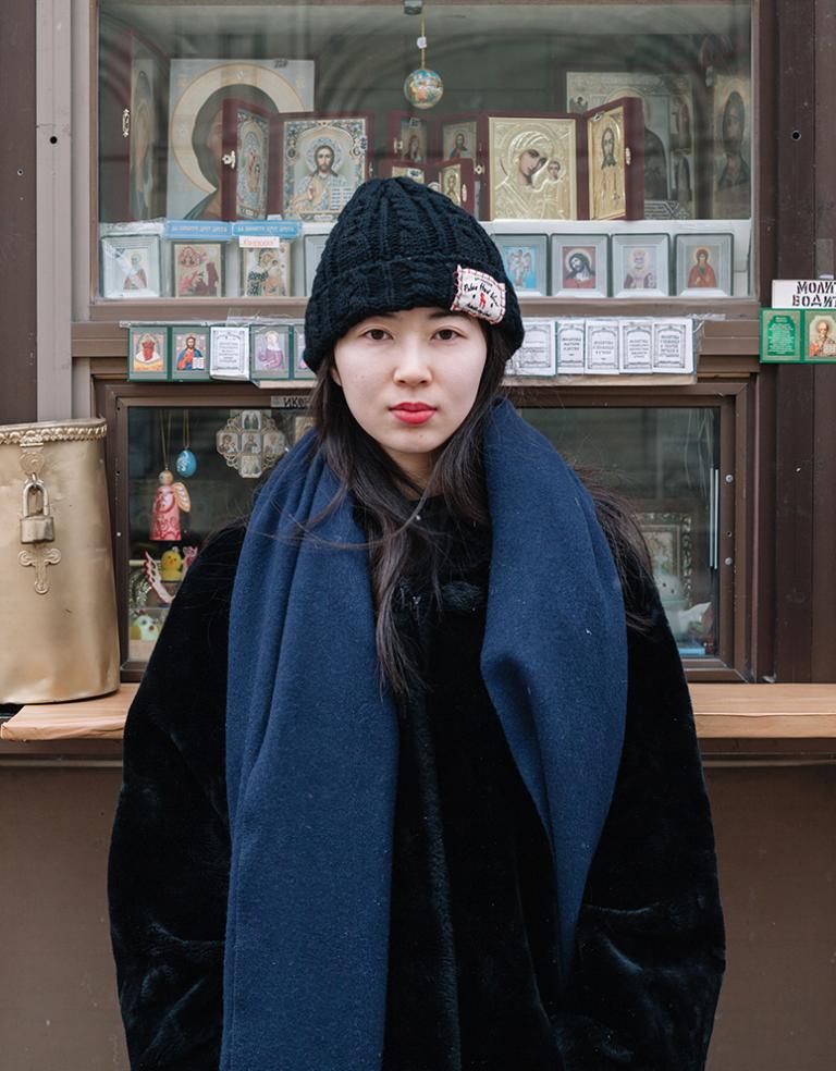 Японская художница рассказала о жизни в Питере: «Ваша ирония слишком умная»