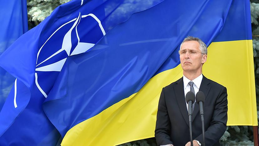 Венгрия обратилась к НАТО на…