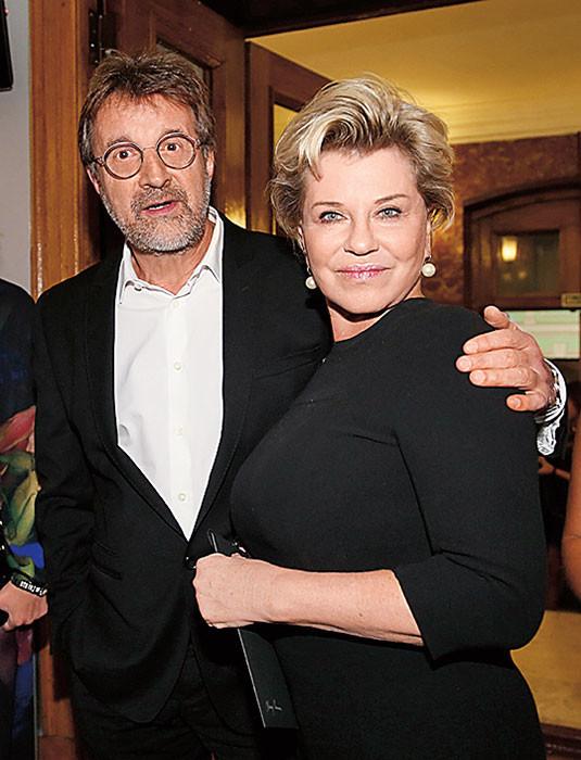 Леонид Ярмольник и Оксана Афанасьева — у них в семье свой рецепт счастья