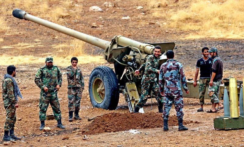 Почему сирийская армия не «б…