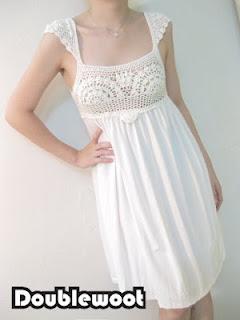 Платья с вязаным лифом для девочки