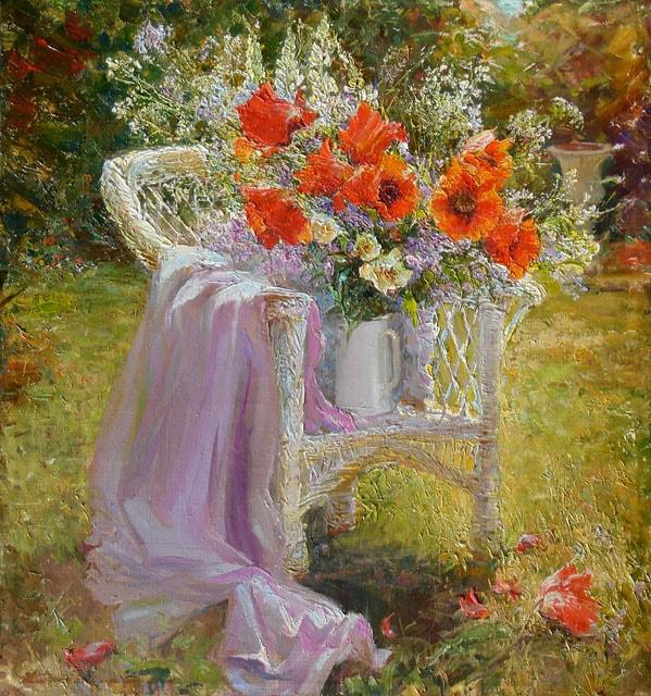 художник Мария Щербинина картины – 24