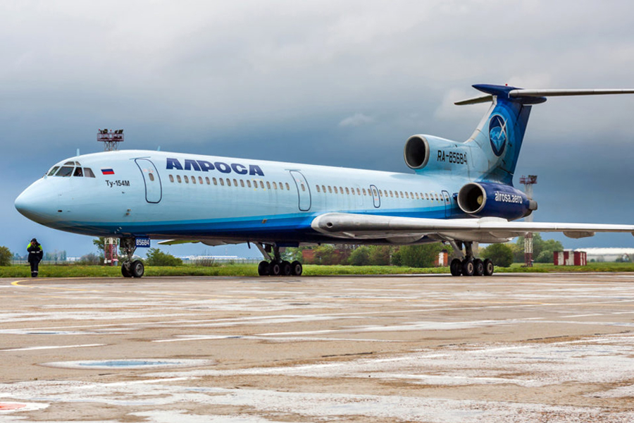 Как добраться на Чукотку или секретные рейсы, которых не существует