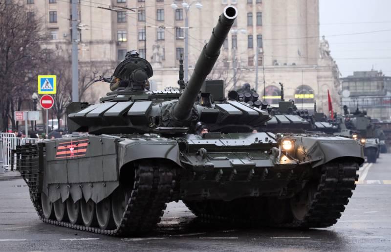 The National Interest: могут ли старые танки России опять стать новыми?