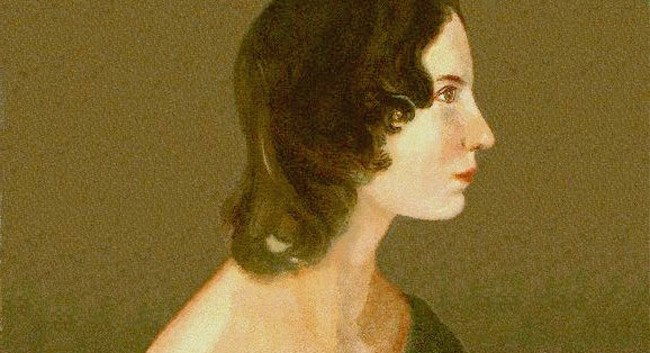 30 июля 1818 года родилась английская писательница Эмили Бронте!