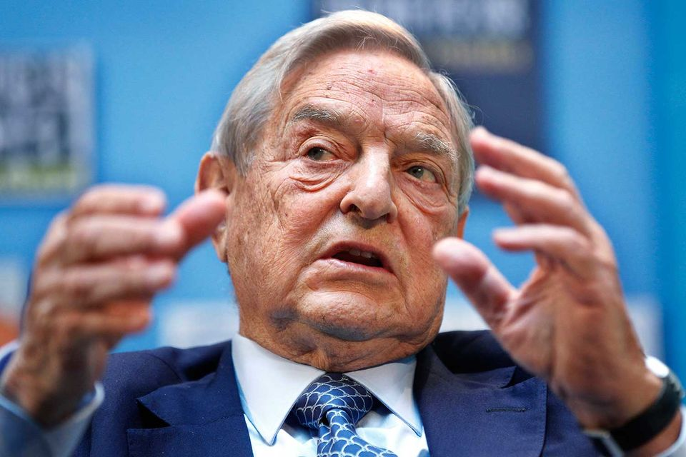 Джордж Сорос передал $18 млрд фонду «Открытое общество»