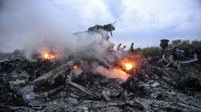 В Нидерландах продемонстрировали доказательство причастности Украины к уничтожению MH17