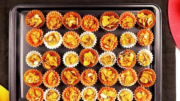 Кукурузно-медовые хлопья: рецепт лакомства для всей семьи