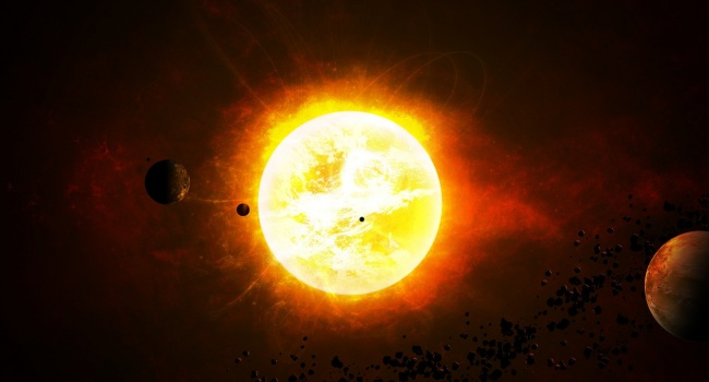 Ученые предупредили о гибели Земли после взрыва на Солнце