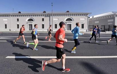 Водителей предупредили о перекрытиях из-за Московского марафона