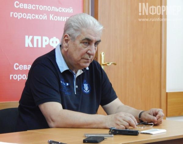 Василий Пархоменко о депутат…