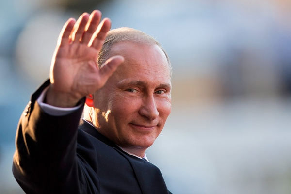 Владимир Путин заявил овыдвижении впрезиденты России нановый срок