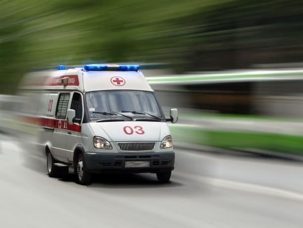 ДТП в Крыму: грузовик налете…