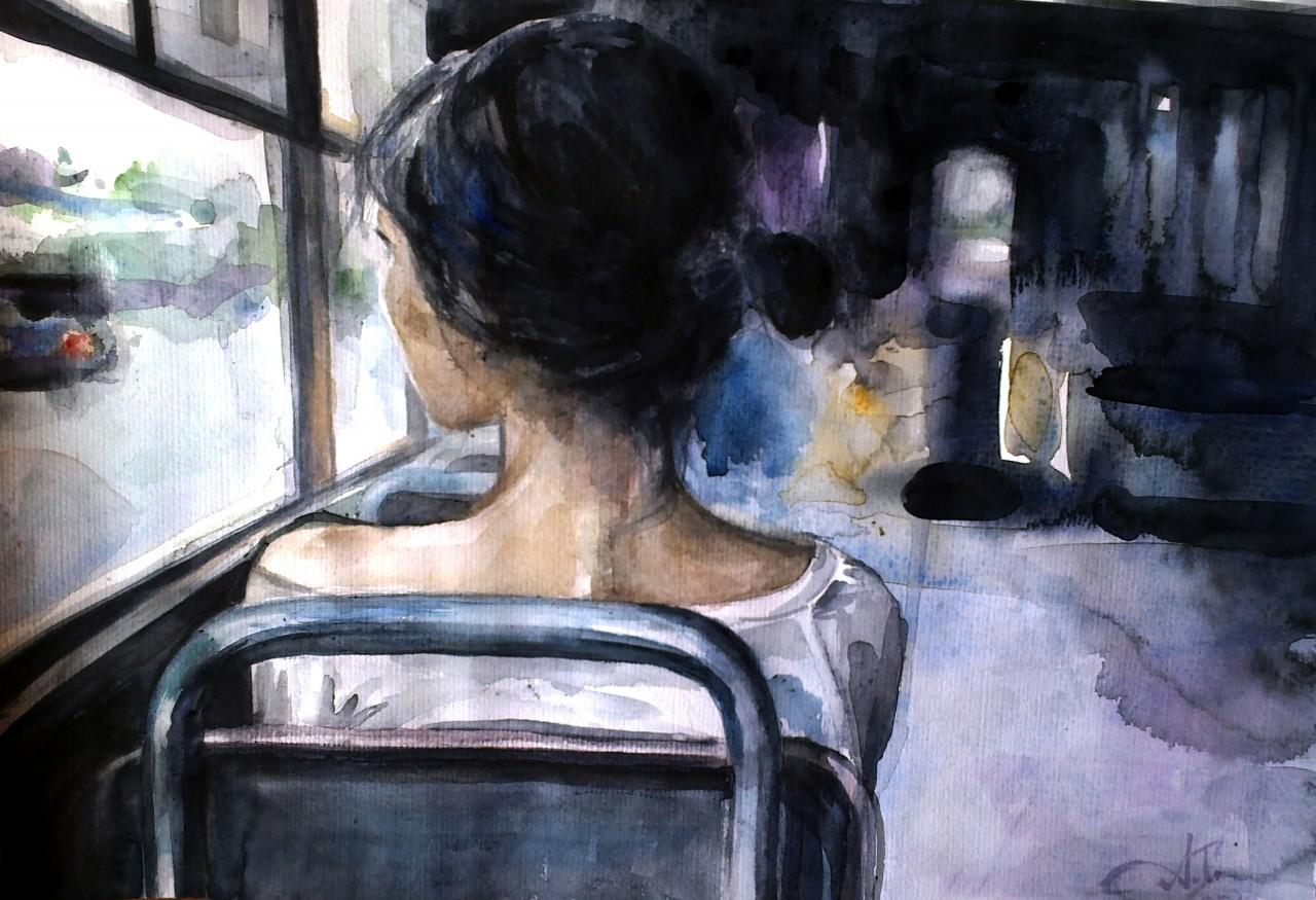 Одиночество женщины глазами мужчины – чего ей не хватает?