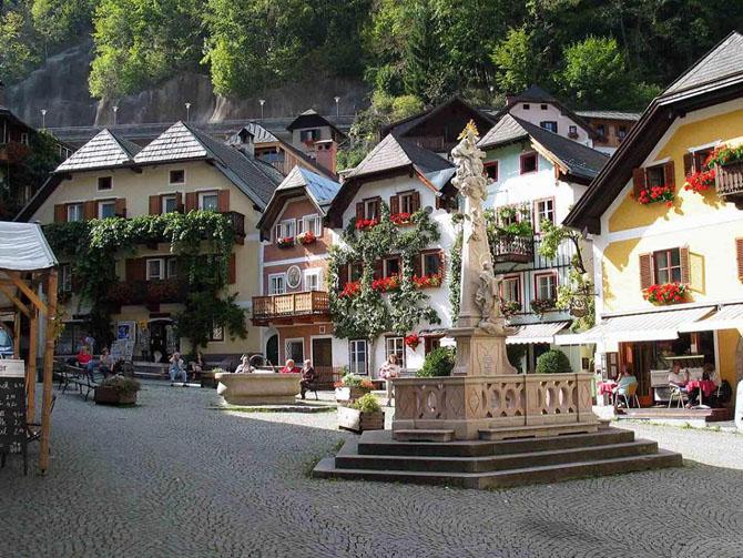 Самые симпатичные европейские деревни