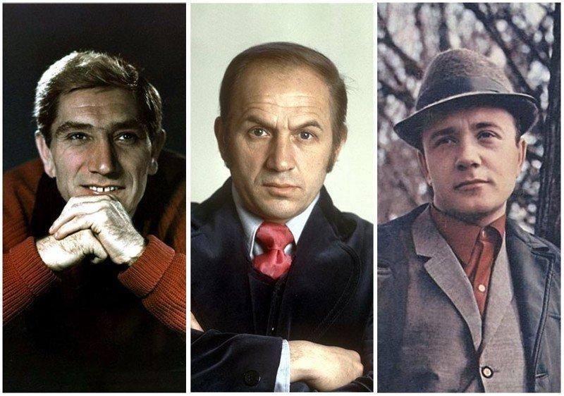 Рекордсмены нашего кинематографа: Самые снимаемые советские актёры
