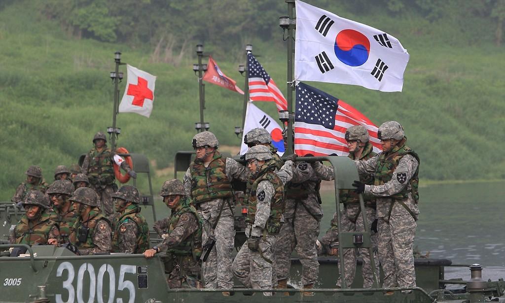 США и Южная Корея не договорились о выплатах на содержание американских войск