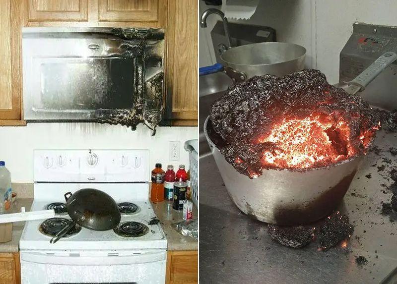 16 человек, которым нужно пожизненно запретить заходить на кухню
