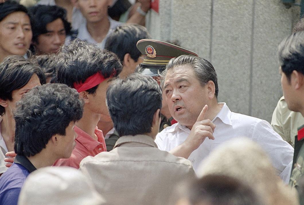 Tiananmen Square 13 Расстрел демонстрантов на площади Тяньаньмэнь 25 лет назад