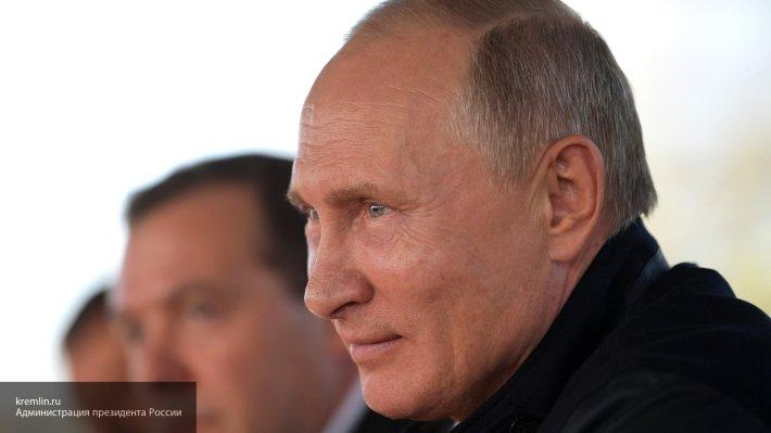 Путин подписал указ о применении контрсанкций против Украины
