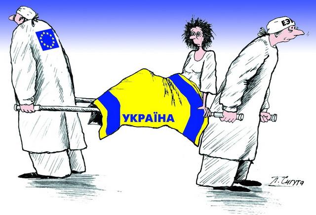 Экономика украины - живые позавидуют мёртвым