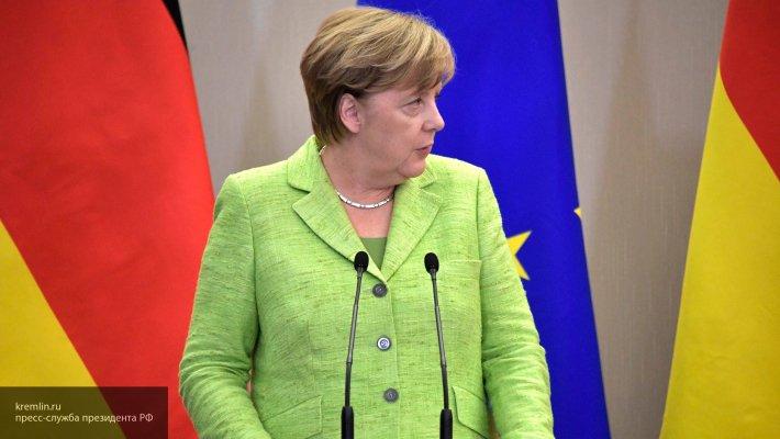 Меркель уверена, что Европейский союз преодолел кризисный этап