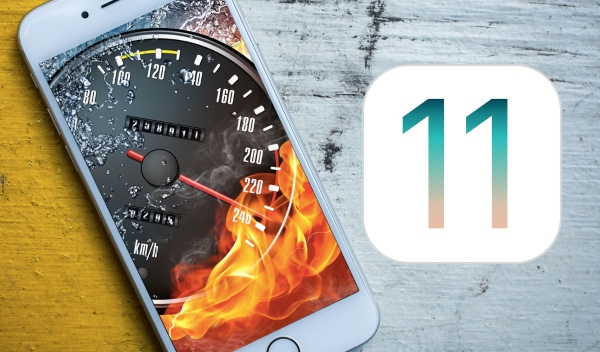 Как ускорить iPhone и iPad на iOS 11