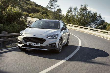 Ford Focus 2019: первый тест-драйв