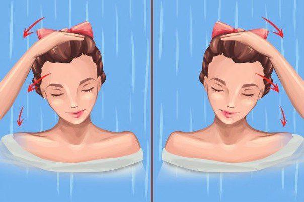6 простых упражнений при боли в шее