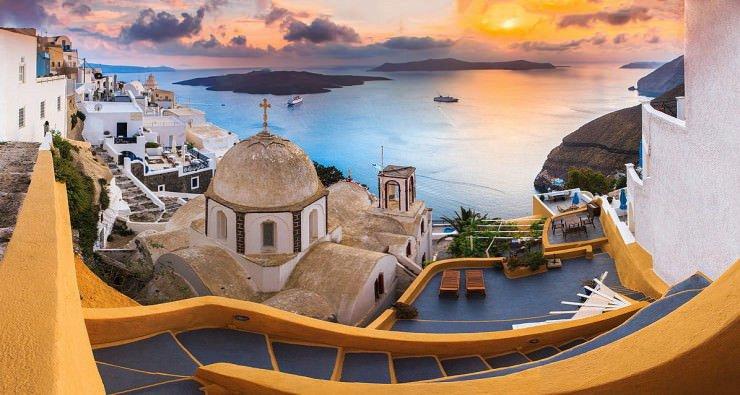 Самые красивые города Греции. Топ-10