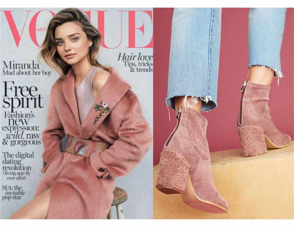 Самый модный цвет пальто 2018, или Розовый миллениалов