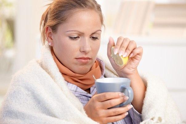 Чтобы не слечь с простудой в начале осени...