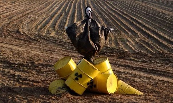 Украина – могильник американских ядерных отходов