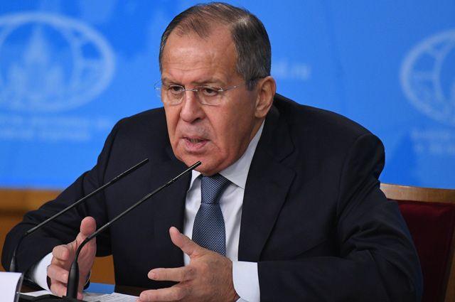 Лавров: закон о реинтеграции Донбасса допускает применение силы