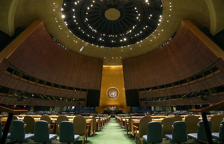 В ООН приняли российскую резолюцию о борьбе с нацизмом, отвергнув инициативу США