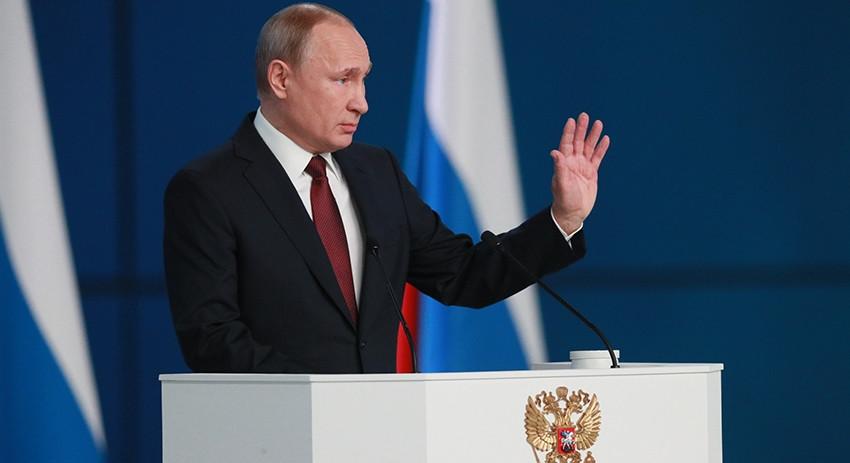 Путин предложил запустить пр…