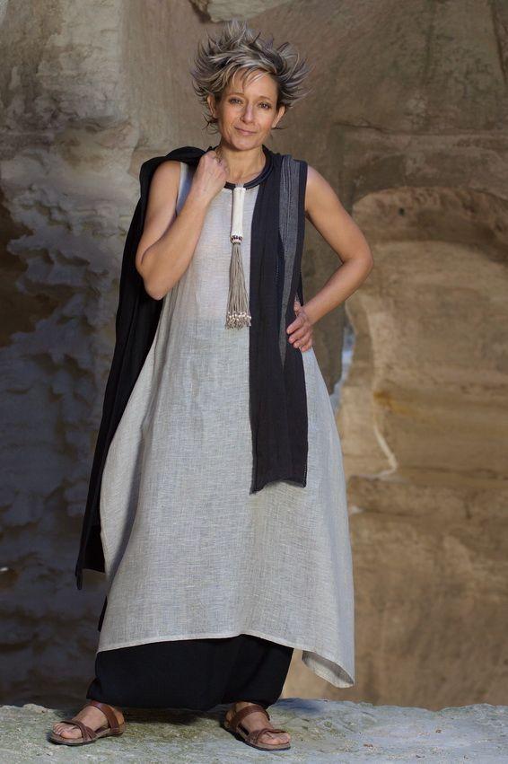 Модная туника 2018: с чем носить, чтобы выглядеть стройнее на 10 килограммов