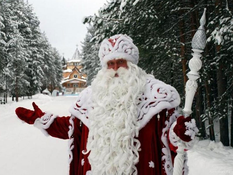 Путешествие на родину Деда Мороза с критическим взглядом Алексея Живова