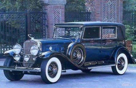 Cadillac для Рузвельта принадлежал Аль Капонe