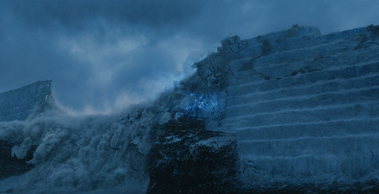 Стену из «Игры престолов» нашли в Якутии