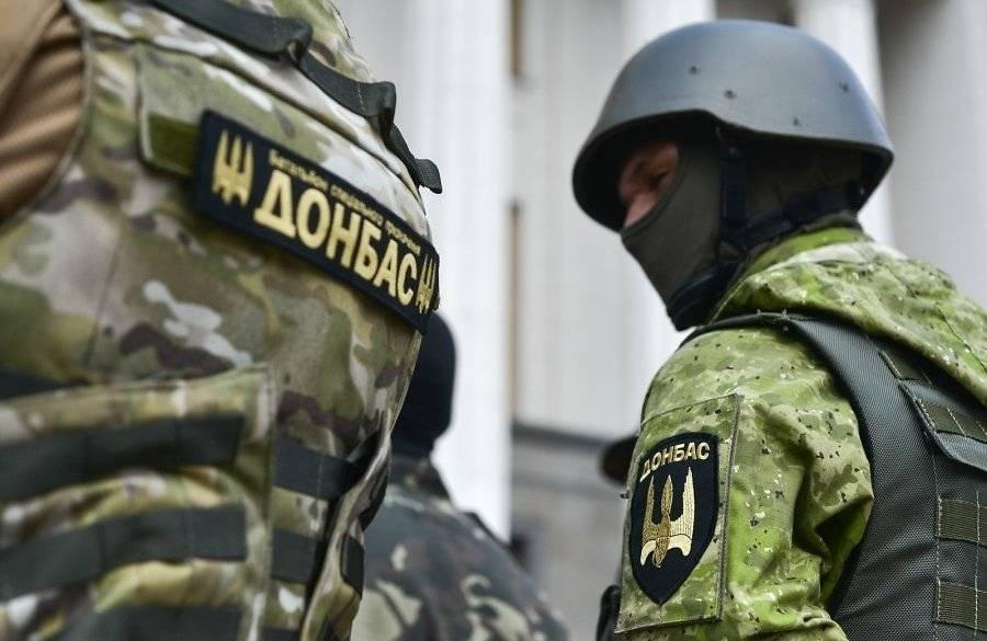 Жители Донбасса в рядах ВСУ …