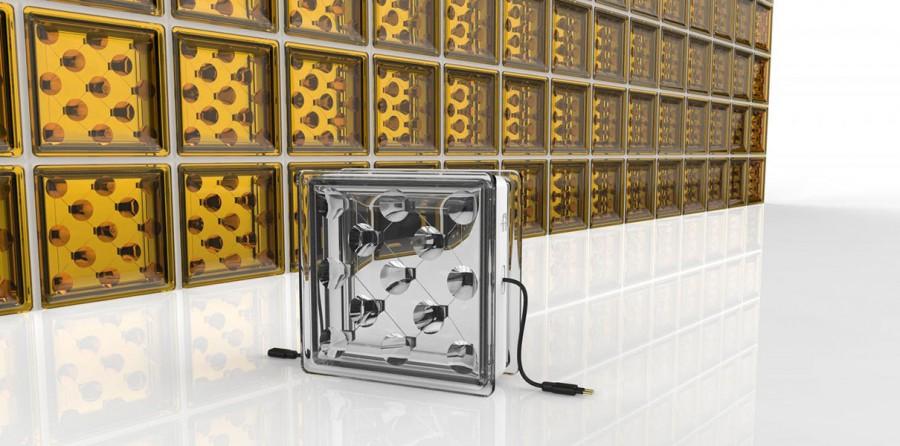 Солнечные стеклоблоки обещают революцию в строительстве
