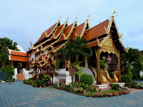 Музей храма Ват Кет Карам в …