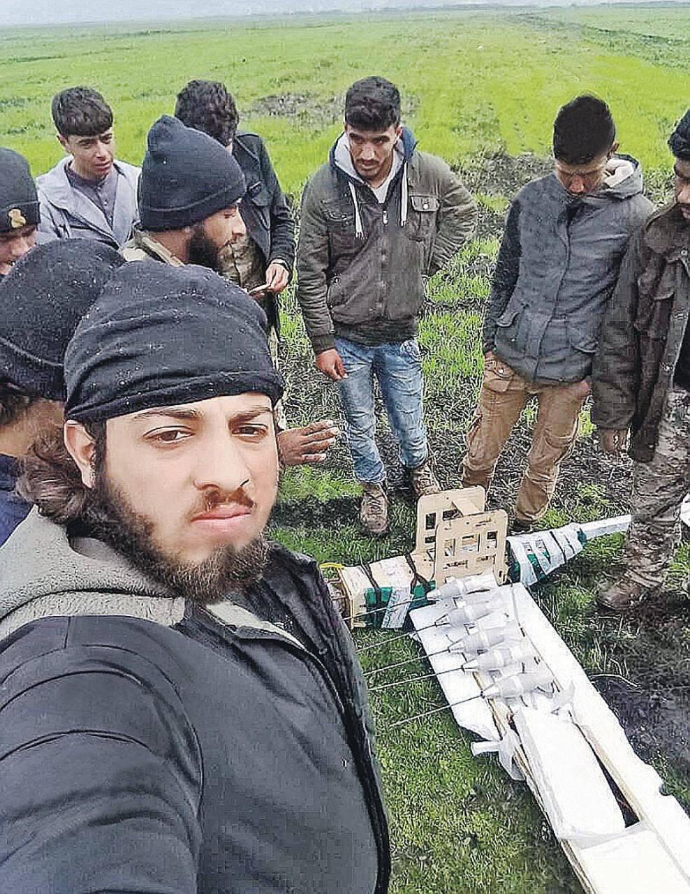 Кто стоит за атакой на авиабазу «Хмеймим»