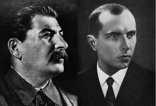 Выбор «славянина и русскоязычного человека» между Сталиным и Бандерой