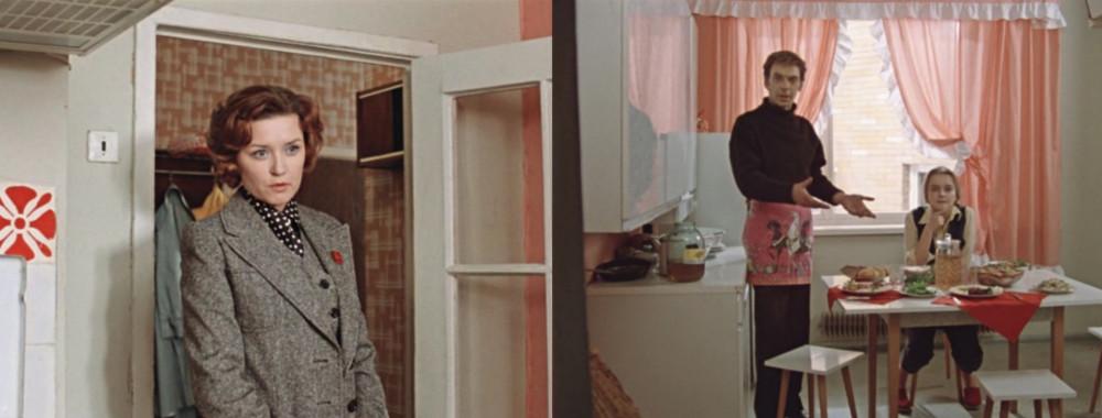 3. «Москва слезам не верит» интерьер, квартира, кино, фильм